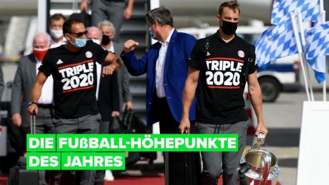 Was war 2020 beim Fußball los?!