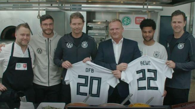 In bester Verfassung – wie die Fußballhelden des DFB auf den Punkt vorbereitet werden