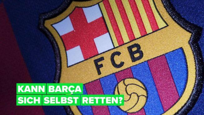 Steckt der FC Barcelona in ernsten Schwierigkeiten?