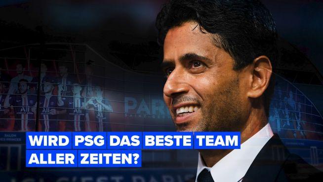Das Superteam, das PSG schaffen will