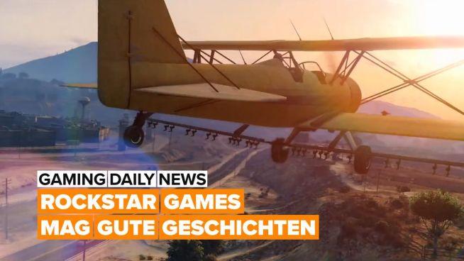 Rockstar Games will mehr Einzelspieler-Geschichten