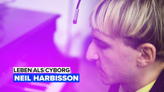 Leben als Cyborg: Farben hören