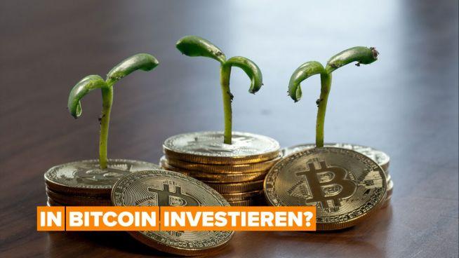 Solltest Du in Bitcoin investieren?