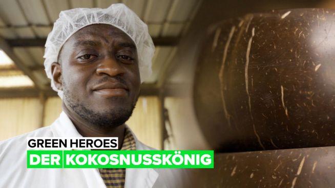 Green Heroes: alles über Kokosnüsse