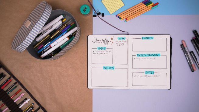 Mit dieser To-Do-Liste meisterst du deine Aufgaben