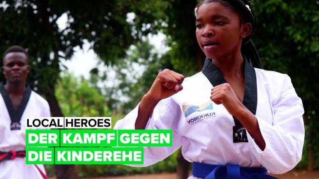 Local Heroes: der Kampf gegen die Kinderehe