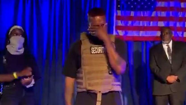 Die Kundgebung von Kanye West war ein Hilfeschrei