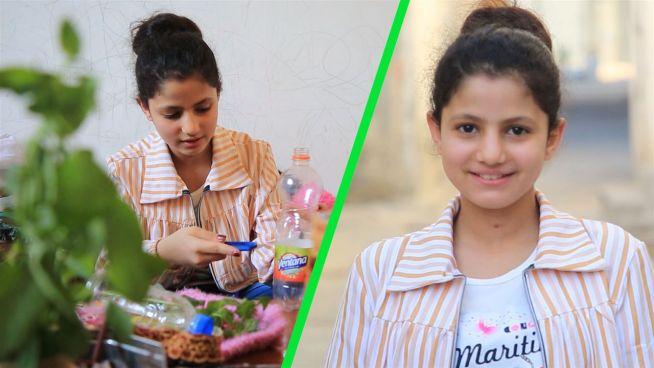 Green Heroes: Diese 11-Jährige inspiriert ihre Gemeinde zum Recycling