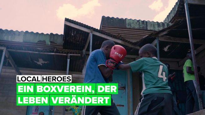 Local Heroes: ein Boxverein, der Leben verändert.