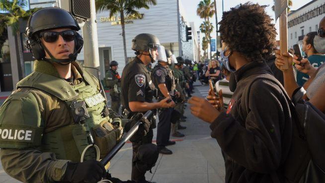 Wissenschaftler überall streiken für Black Lives Matter