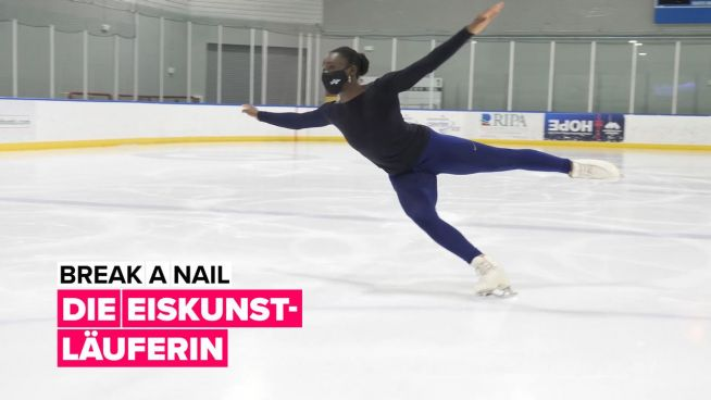 Break a nail: Eiskunstlauf
