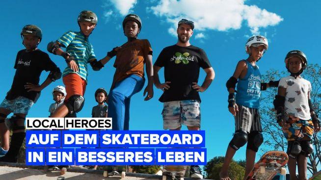 Local Heroes: in ein besseres Leben skaten