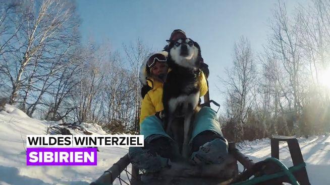 Das nächste Urlaubsziel: Sibirien